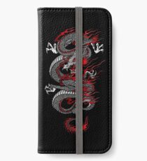 Asian Dragon iPhone Wallet/Case/Skin