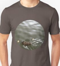 Duck swimming in a lake T-Shirt