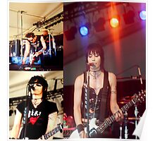 Joan Jett Band Poster