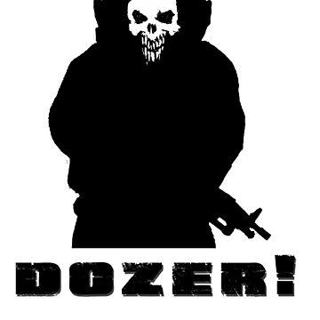 Payday 2 Dozer ! by Sopheric
