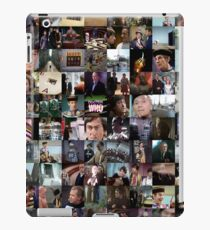 60s Who Colourisations iPad Case/Skin