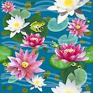 Waterlilies by theminx1