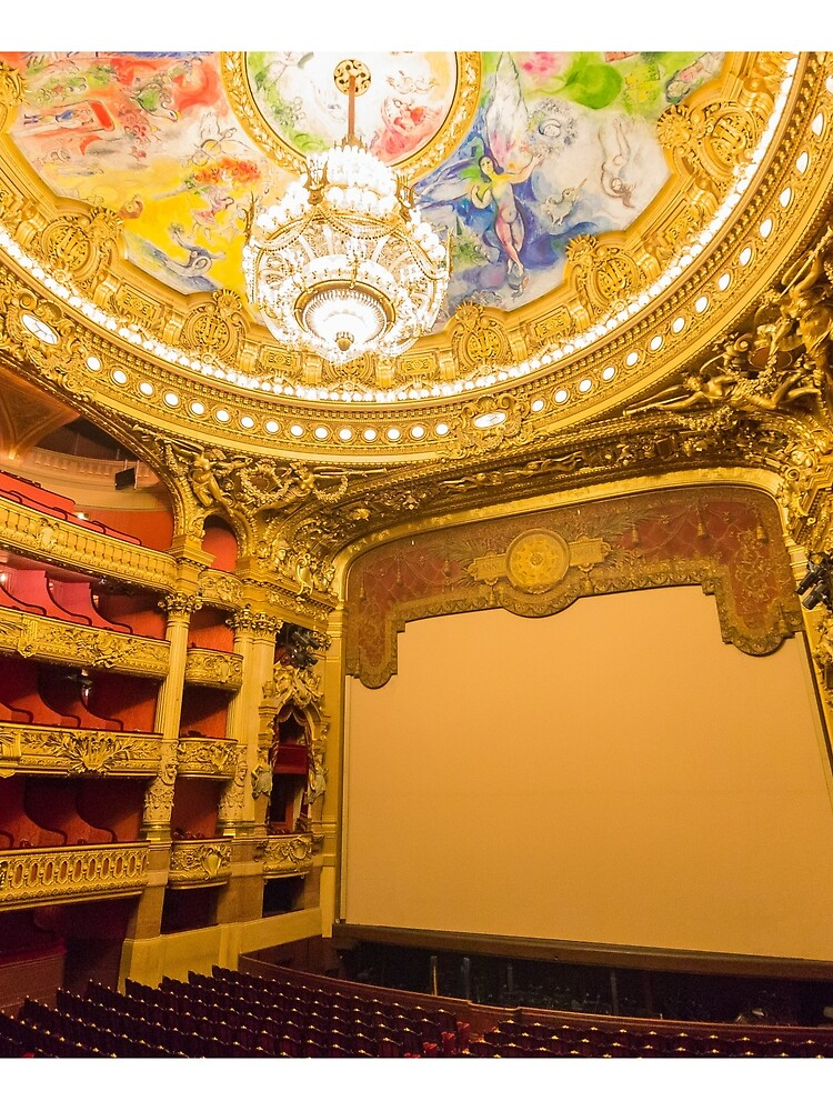 Opera House, Paris 6 by baneling