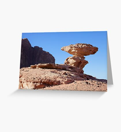 Stable Equilibrium Greeting Card