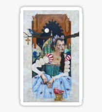Tudor Princess #2 Sticker