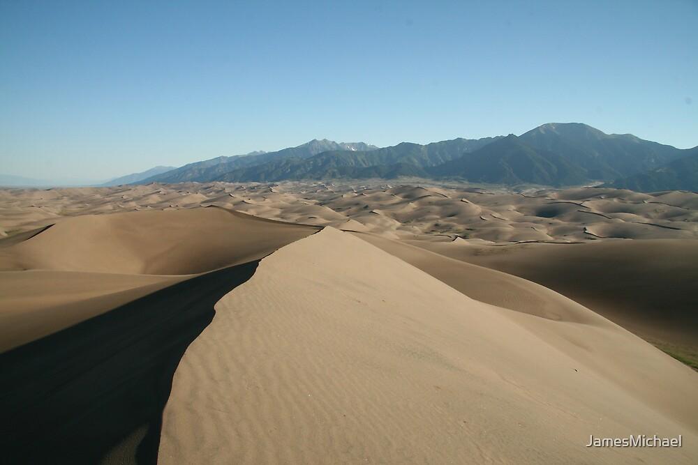 Great Sand Dunes by JamesMichael