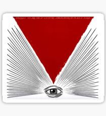 Foxygen - We are the Twenty First Ambassadors of Peace and Magic Sticker