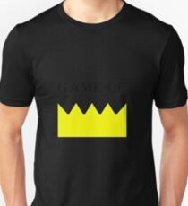 Game of crown, Queen, king T-Shirt