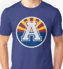 AZ | Arizona Flag Logo The Grand Canyon State T-Shirt