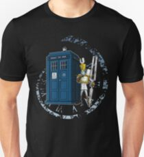 Tropy and the Tardis T-Shirt