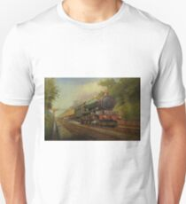 King in Sonning Cutting. Unisex T-Shirt