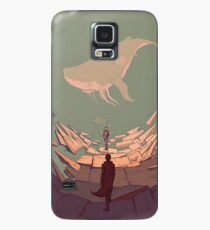 DH: Late Night Whale Case/Skin for Samsung Galaxy