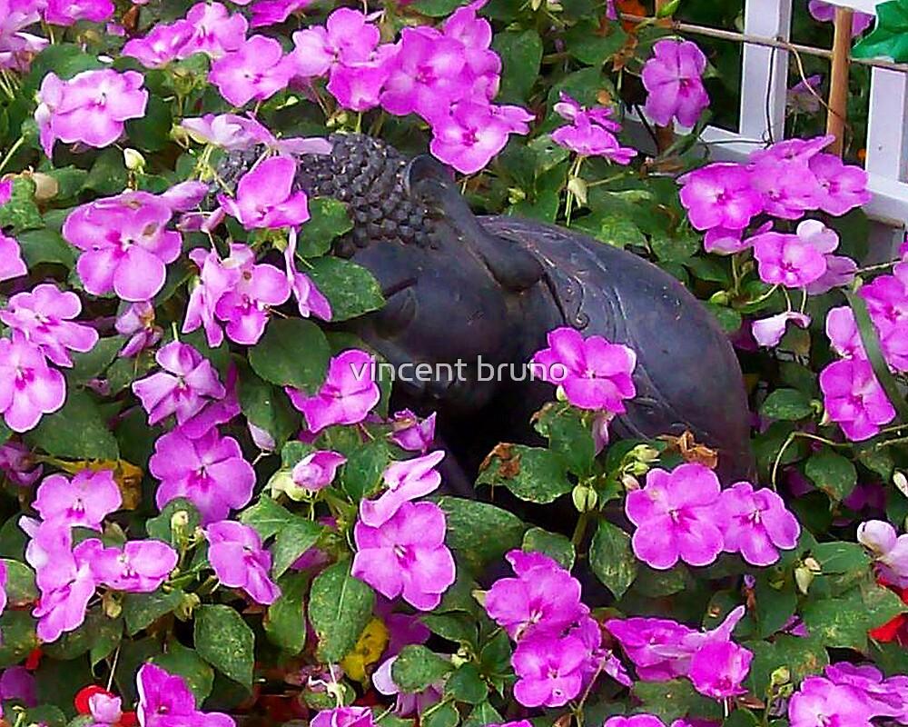 sleeping buddha by vincent bruno