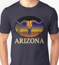 AZ | Arizona State Flag Logo T-Shirt