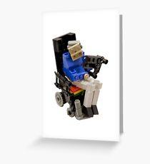 Hawking Greeting Card