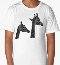 Giraffes Long T-Shirt