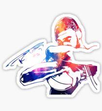 Tim Duncan Sticker