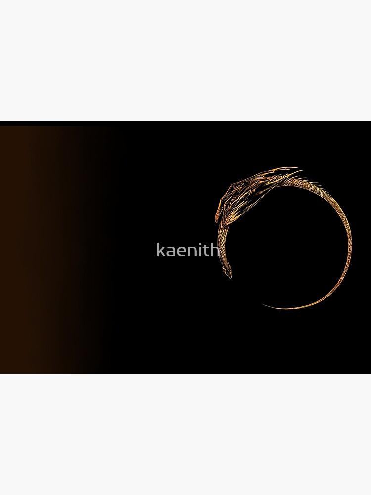 Sonnenfinsternis-Drache von kaenith