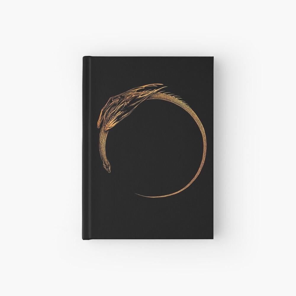 Sonnenfinsternis-Drache Notizbuch