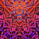 Ethnic Tribal Pattern G316 by MEDUSA GraphicART