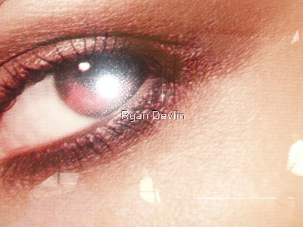 Eye light by Ryan Devlin