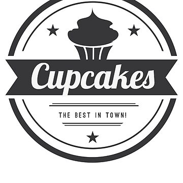Cupcakes The Best in Town by Igorgomes