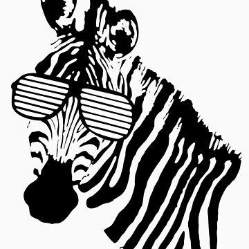 zebra_white by lloyd1988