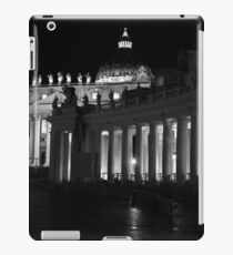 Rome and the Vatican by night  iPad Case/Skin