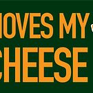 18 Moves My Cheese Wis-Kid by gstrehlow2011
