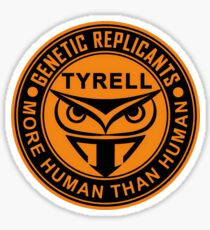 Tyrell corporation logo Sticker
