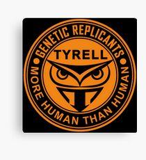Tyrell corporation logo Canvas Print