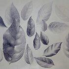 leaves fall by pracha