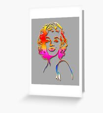 Norma Jeane Greeting Card