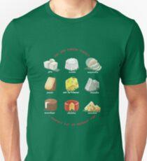 We Are Cheesy Family T-Shirt