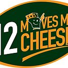 12 Moves My Cheese Wis-Kid 2 by gstrehlow2011