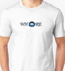 Whore Unisex T-Shirt