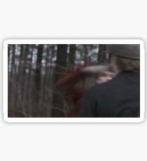 gilbert blythe punching a fat bitch Sticker
