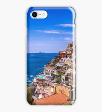 Love Of Poistano Italy iPhone Case/Skin