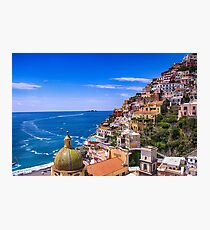 Love Of Poistano Italy Photographic Print