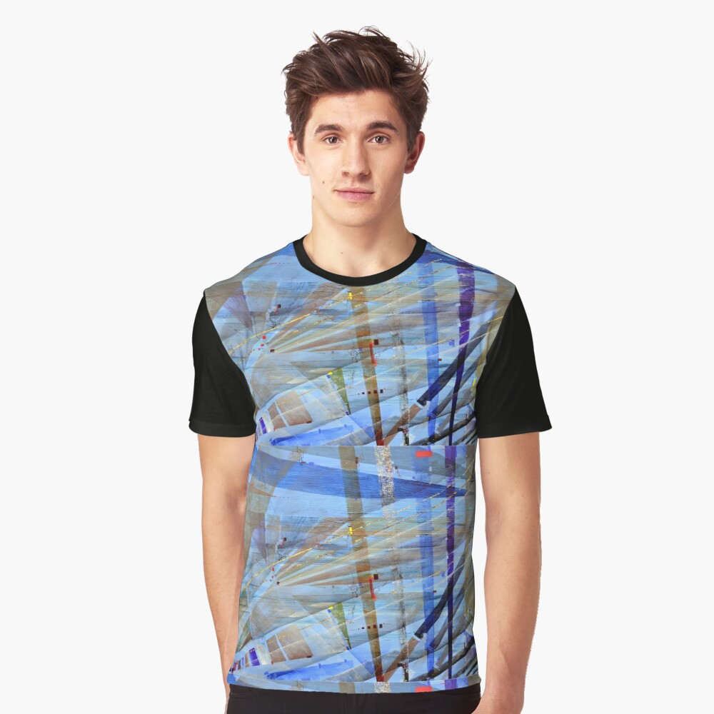The Ephemeral Nature of Vision Graphic T-Shirt