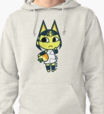 Ankha (ACNL) Pullover Hoodie