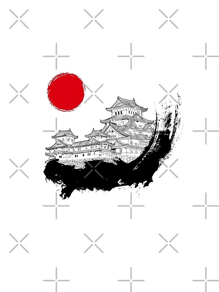 Japanischer Palast von DCornel