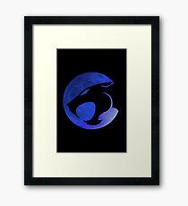 Thundercats - Blue Moon Framed Print