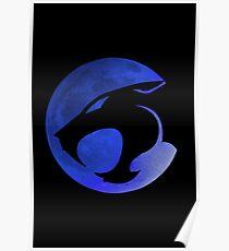 Thundercats - Blue Moon Poster