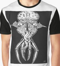 Tongue-y Robot Graphic T-Shirt