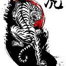 Japanischer Tiger von DCornel