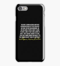 Taught To Love iPhone Case/Skin