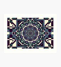 Mitosis Architect - Brock Springstead Art Print