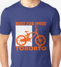 BUILT FOR SPEED TORONTO-2 T-Shirt