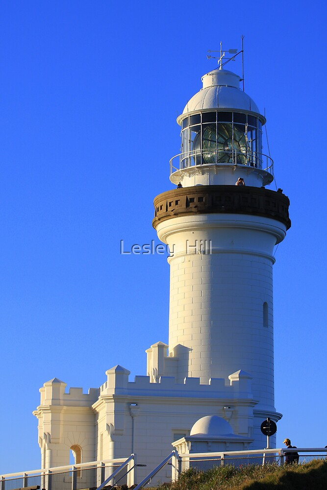 Byron Bay Lighthouse by Lesley  Hill